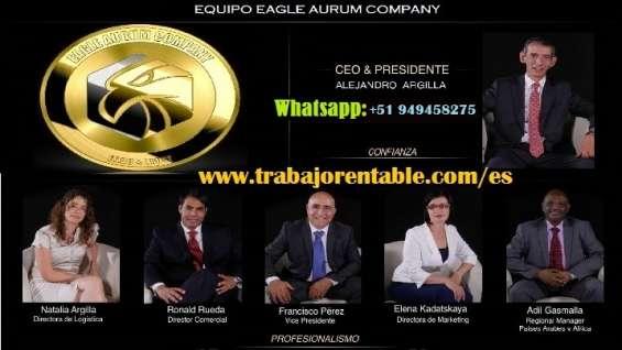 Empresa eagle aurum