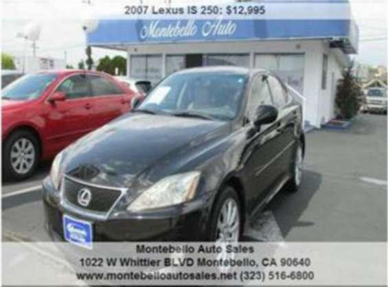 Lexus is 250 base awd 4dr sedan