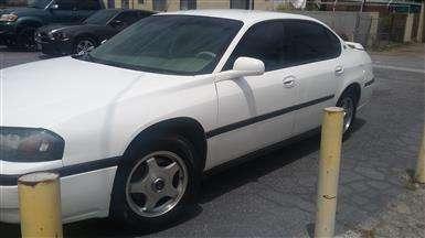 Vendo se vende chevy impala 2004 es urgente