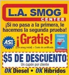Empleos pedidos l.a. smog center for sale busqueda urgente