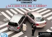 TUVISTE UN ACCIDENTE DE AUTO O PERSONAL