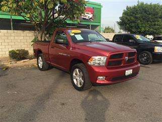Se ofrece 2012 dodge ram single cab red autos a la venta