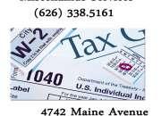 Taxes en baldwin park