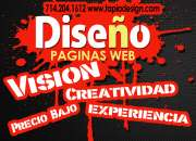 Diseno de paginas web para negocios en General