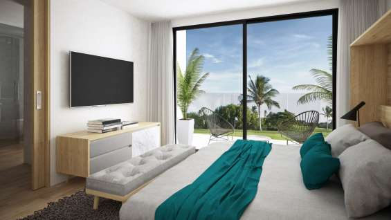 Exclusivos townhouses en la riviera maya