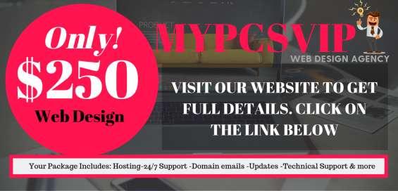 Diseño de paginas websites