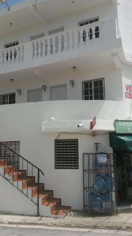 Vendo edificio más casa en higuey. república dominicana. cerca a las playas de punta cana.
